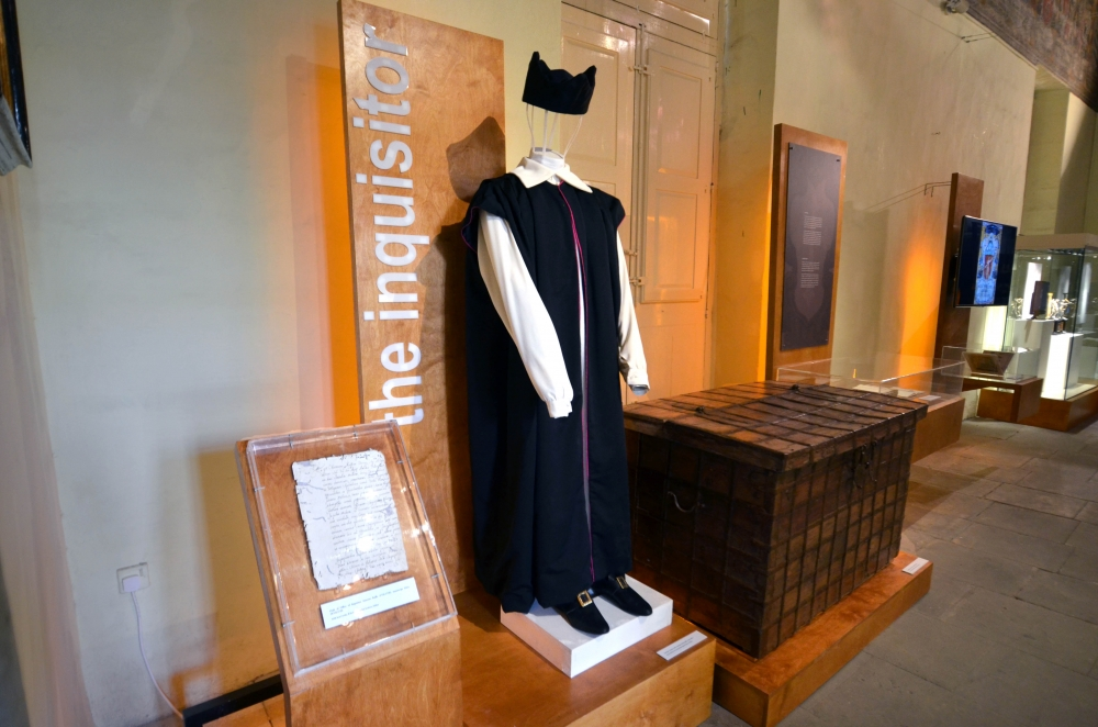 Unique exhibition on the Roman Inquisition in Malta