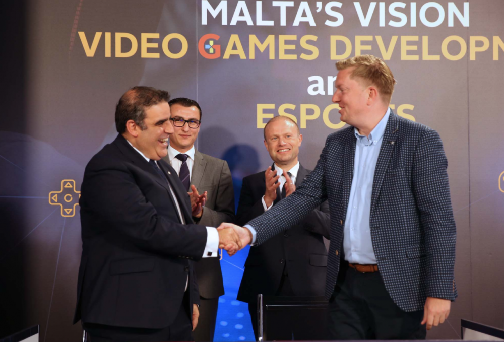 [WATCH] World's largest esports company to help turn Malta into 'European hub' for sector
