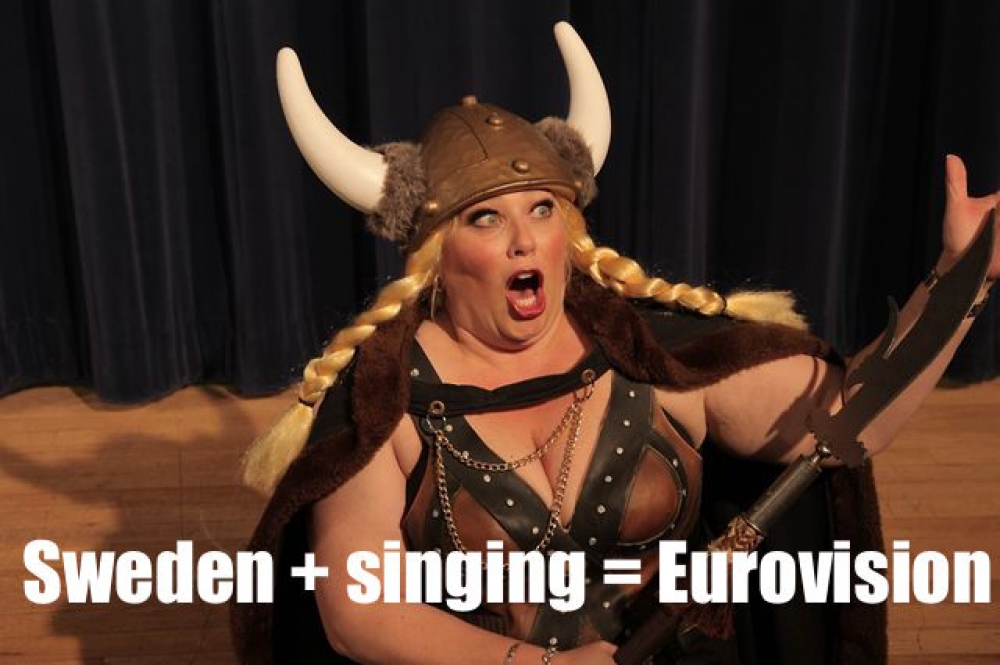 We're live-heckling the Eurovision this year