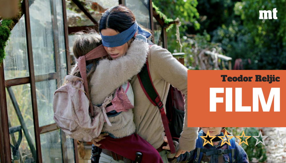 Film review | Bird Box - No gazing into the abyss, kids