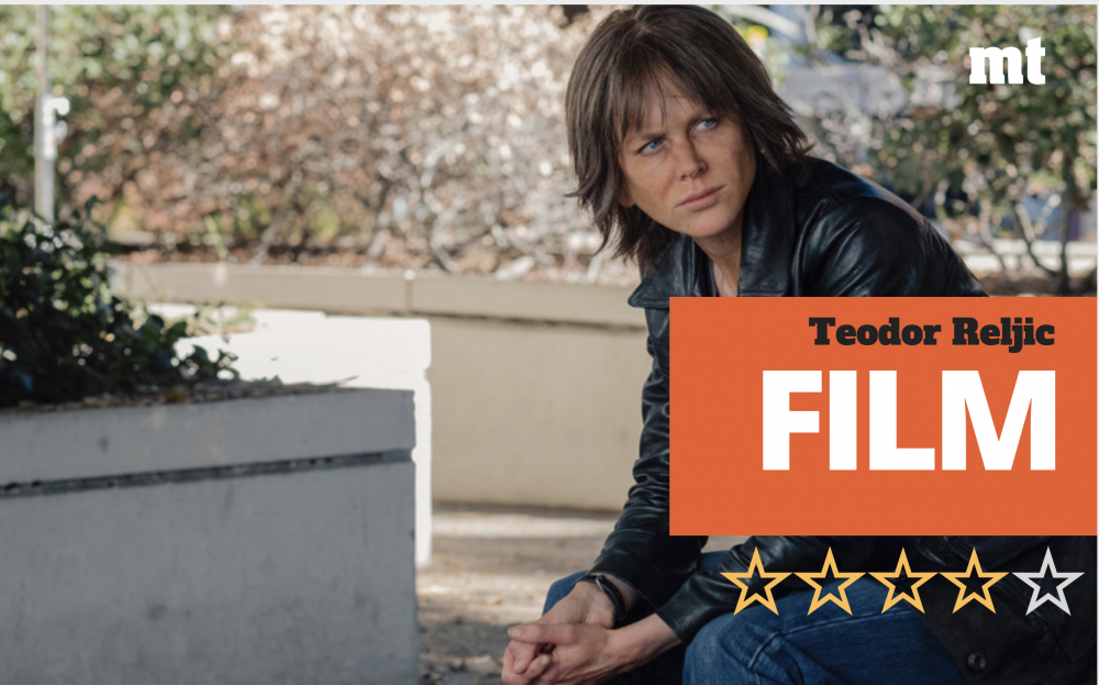 Film review | Destroyer: Redemption ain't easy