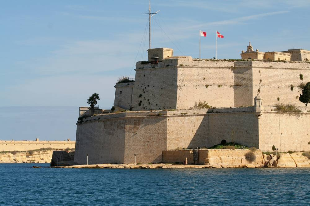 Reduced admission at Fort St Angelo on Victory Day