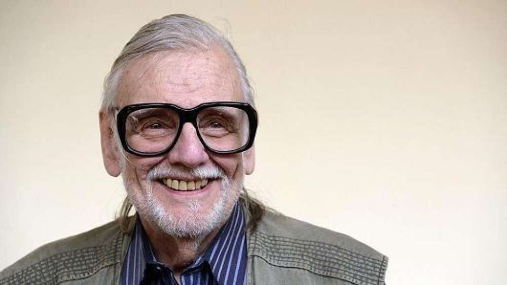 Living Dead director George A Romero dies aged 77