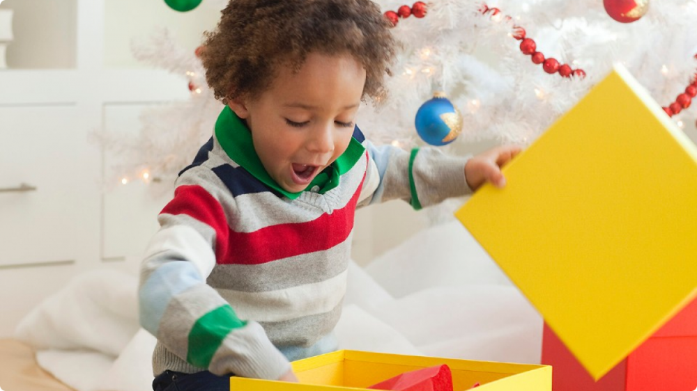 Ready, set go! Christmas party games for kids
