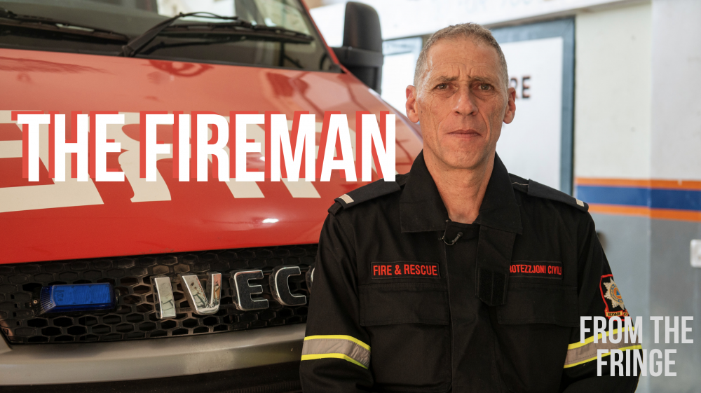 Ten questions for a fireman
