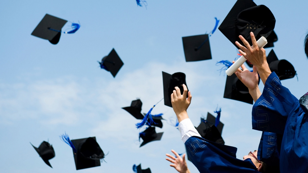 University graduates up by 3.2% over 2013 academic year