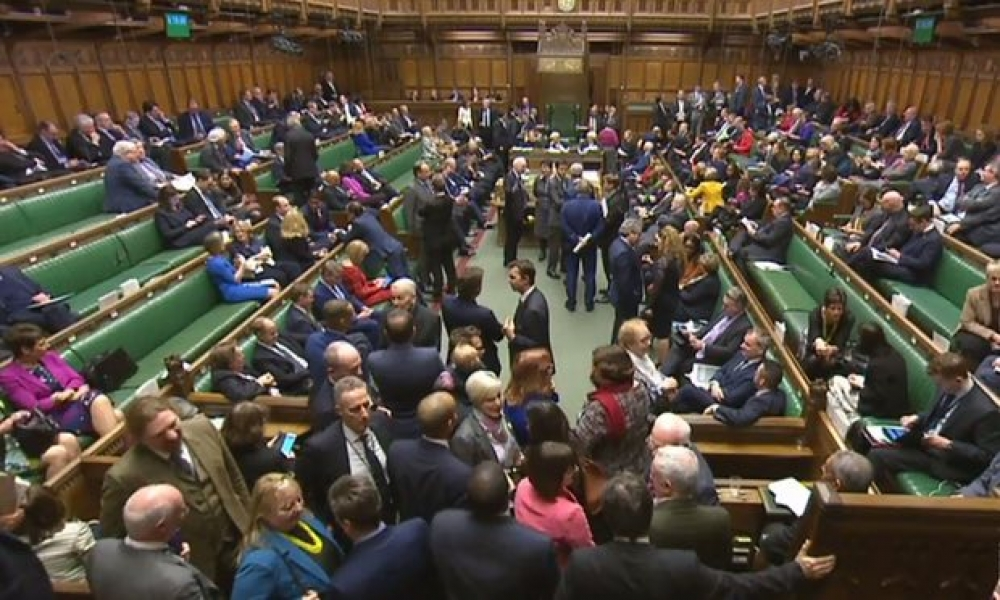 Brexit Bill passes through Commons without amendments as MPs back Theresa May's plan