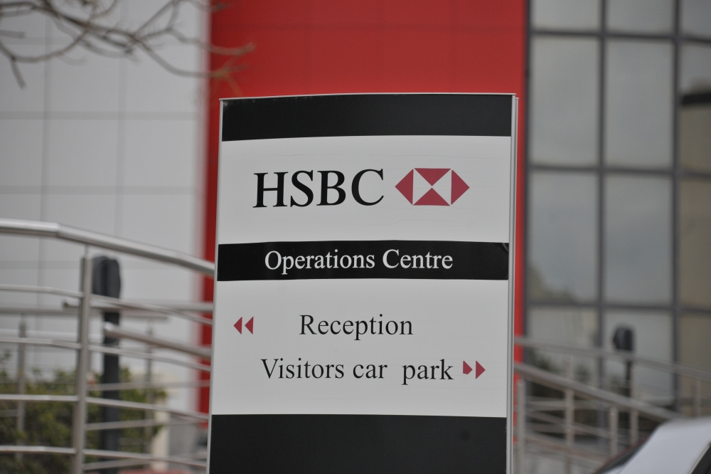 HSBC posts better third quarter results