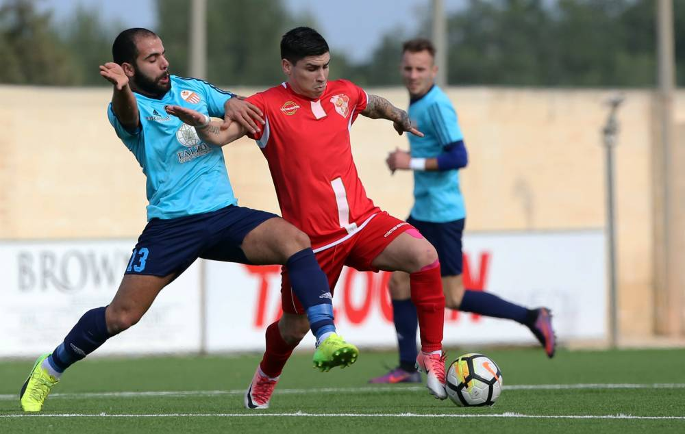 BOV Premier League | Lija Athletic 0 – Naxxar Lions 4