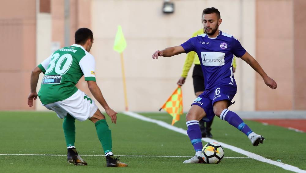 BOV Premier League | St Andrews 1 – Floriana 0