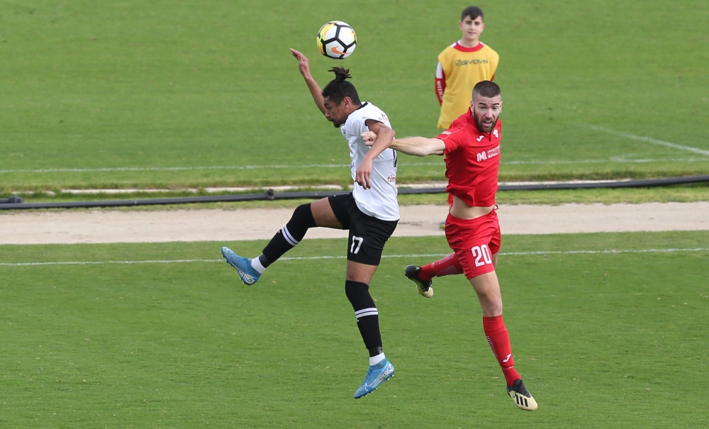Holders Balzan through to the next round