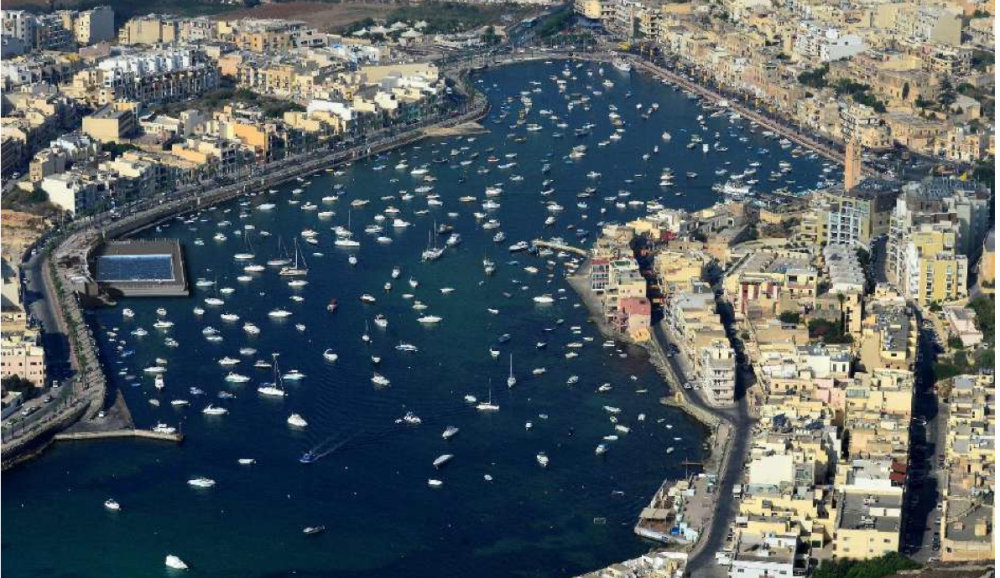 Marsaskala seabed to be reclaimed for waterpolo pitch
