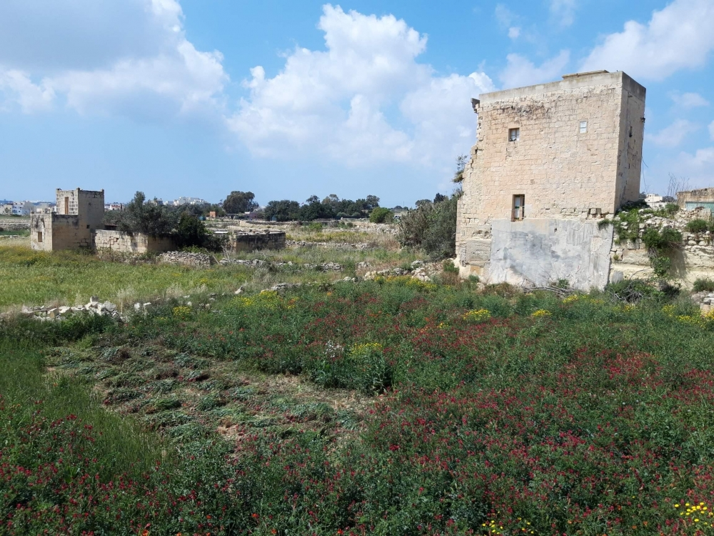 Marsaxlokk tower to be relocated for new road