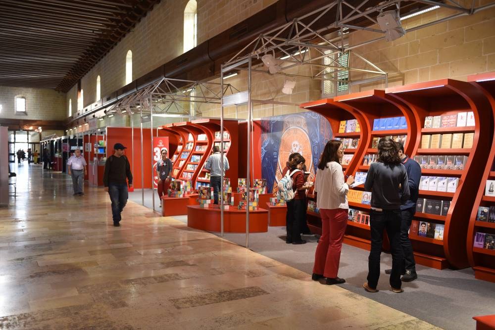 A guide to the Malta Book Festival 2019