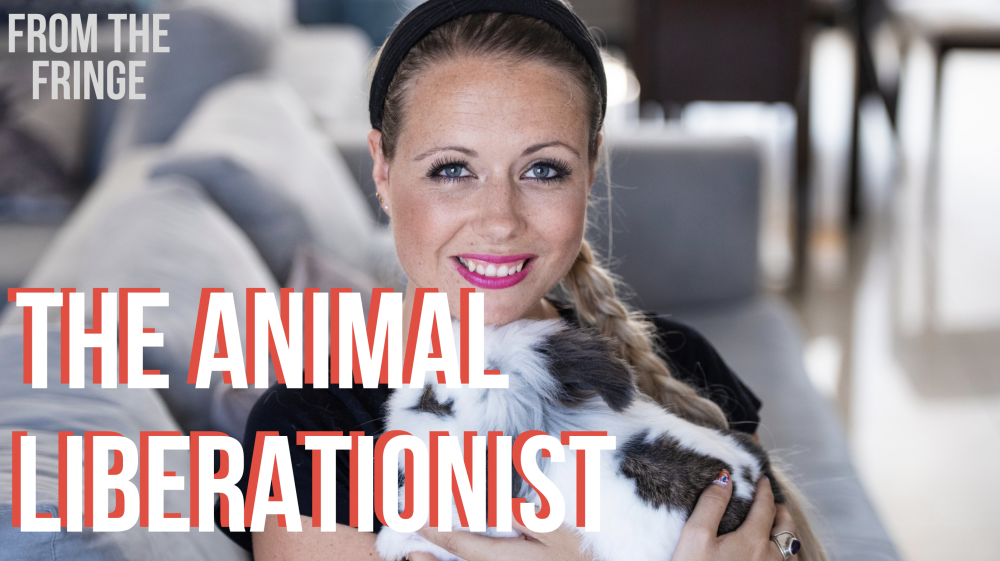 Animal Liberationist Leila Scott on the 5am vigils outside the Marsa abattoir