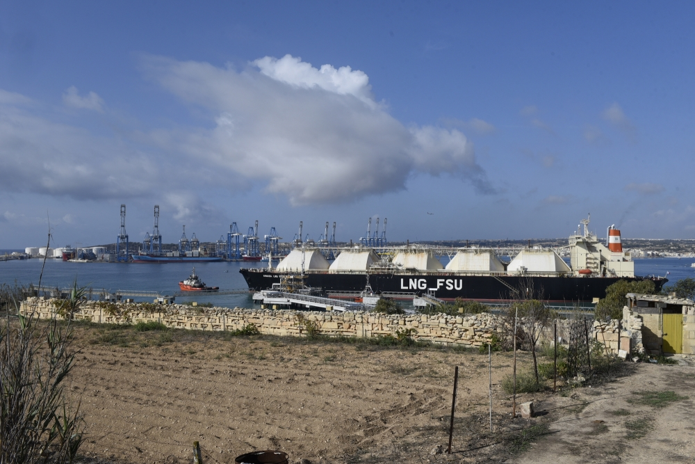 Gas pipeline funds hit a snag as EU skips Malta project in 2020