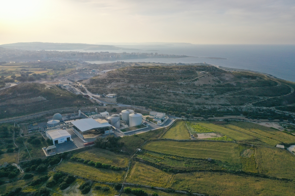 Low recycling rates forced decision for bigger incinerator at Magħtab