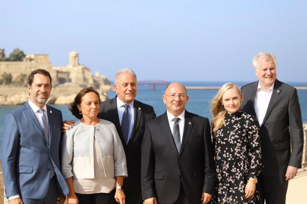 Malta plan for migrant relocation gets tepid reaction from EU ministers