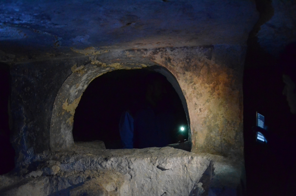Dark catacombs and murky Mdina alleyways in Heritage Malta webinar
