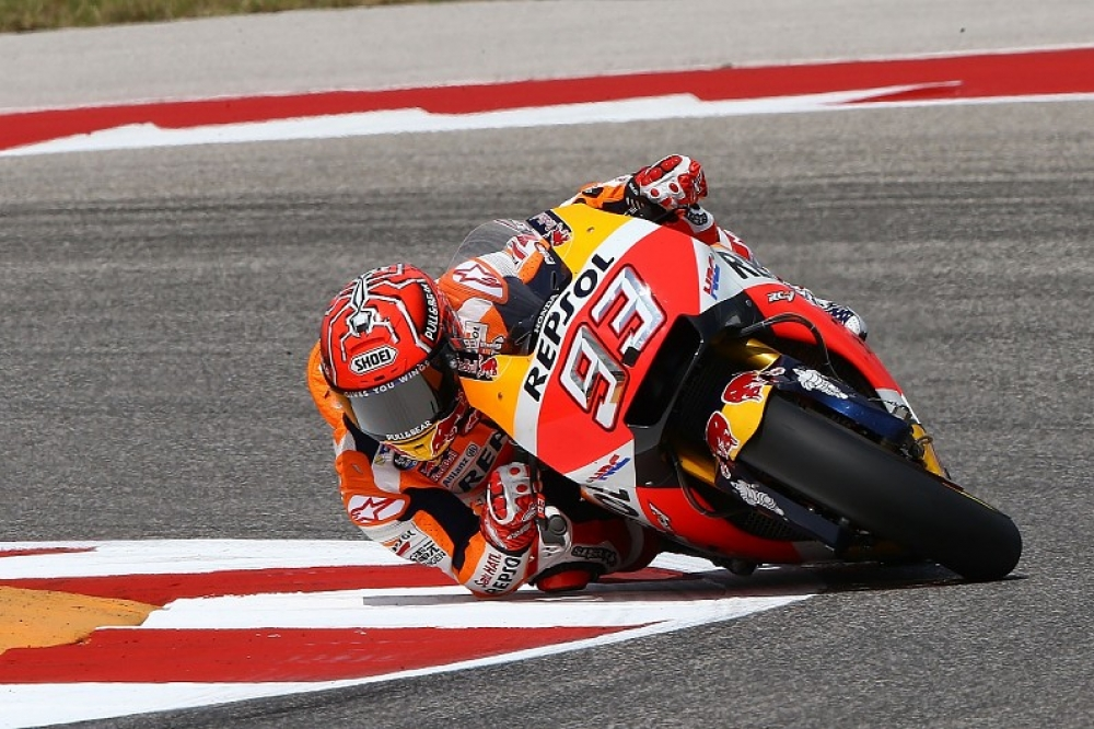 Marquez wins shootout for Sachsenring pole number eight