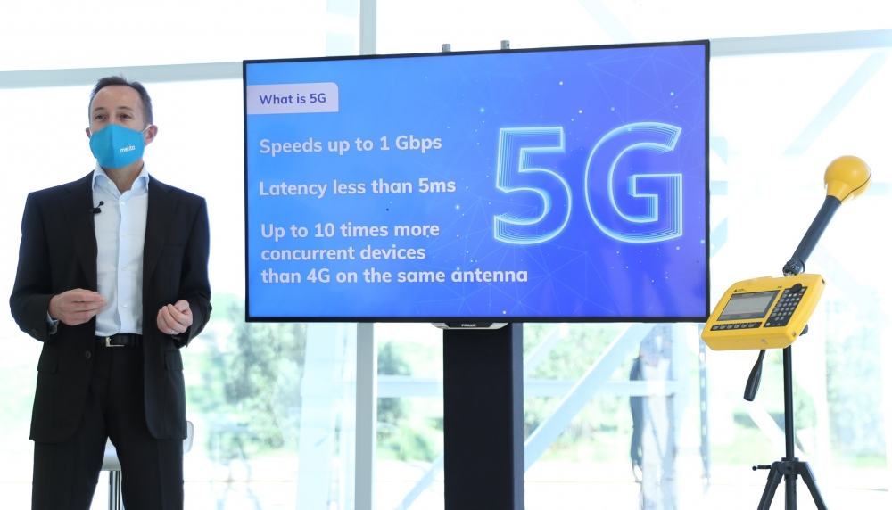 Melita starts 5G mobile network trial