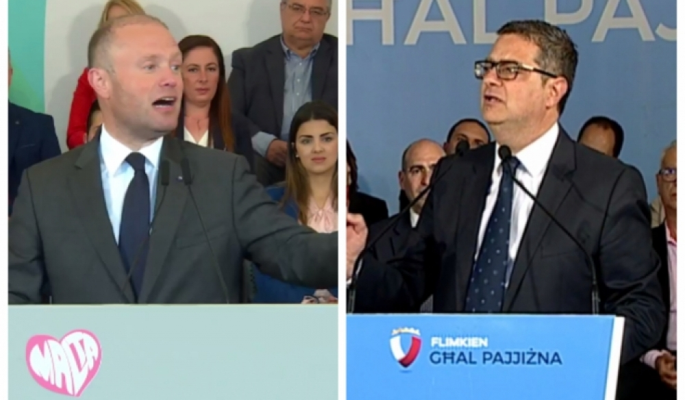 [WATCH] Muscat denying people chance to see him debate Adrian Delia on abortion and tax, PN says