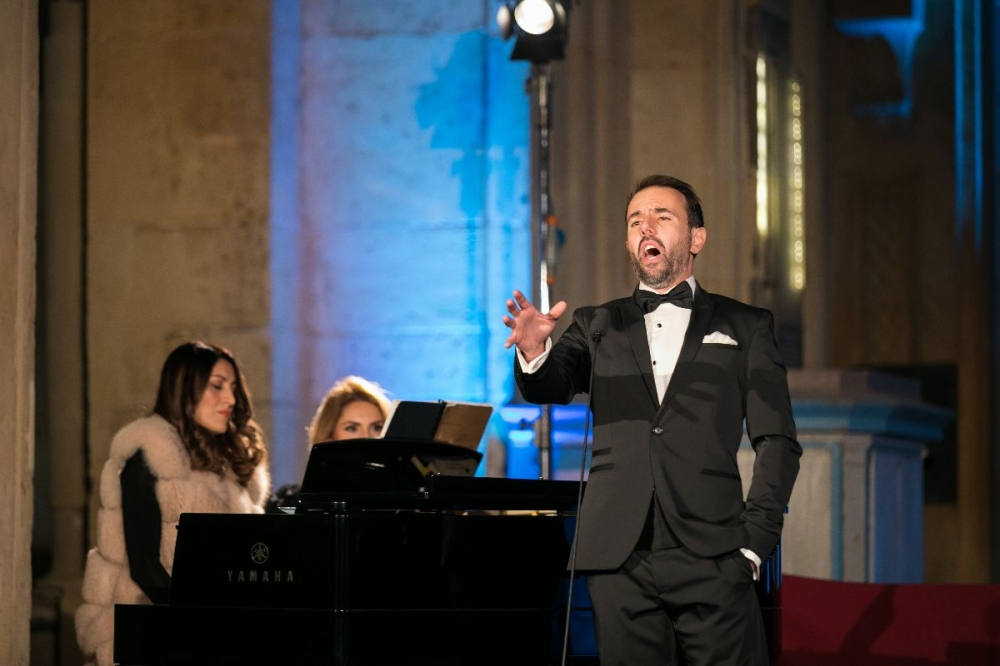 Nico Darmanin takes centre-stage in Christmas Swing Special at Manoel