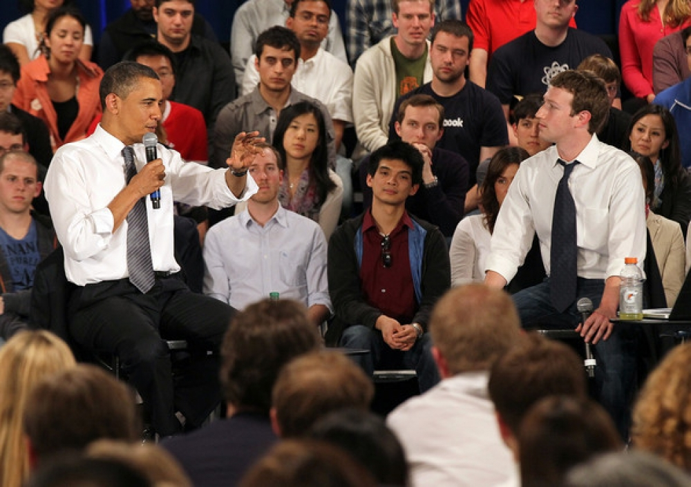 Mark Zuckerberg calls Obama over spying concerns