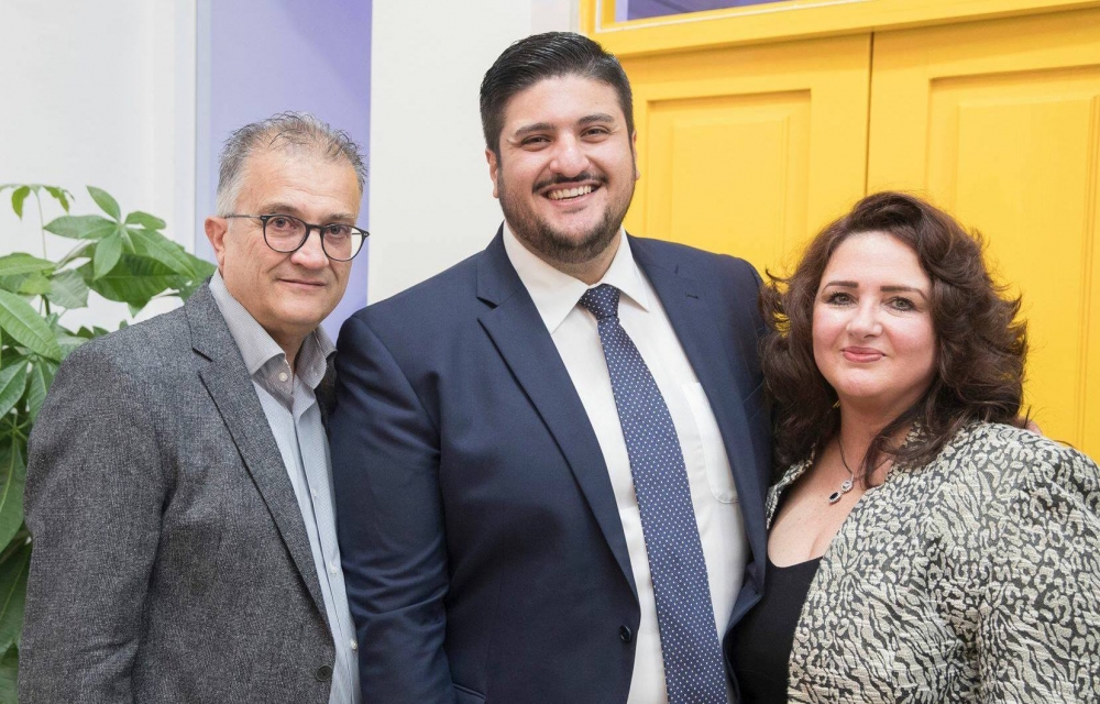 Helena Dalli's son blasts dad's tantrum over termination of contract as 'infantile'