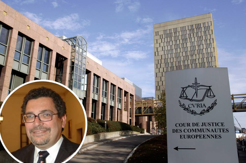 Peter Xuereb nominated to European Court of Justice
