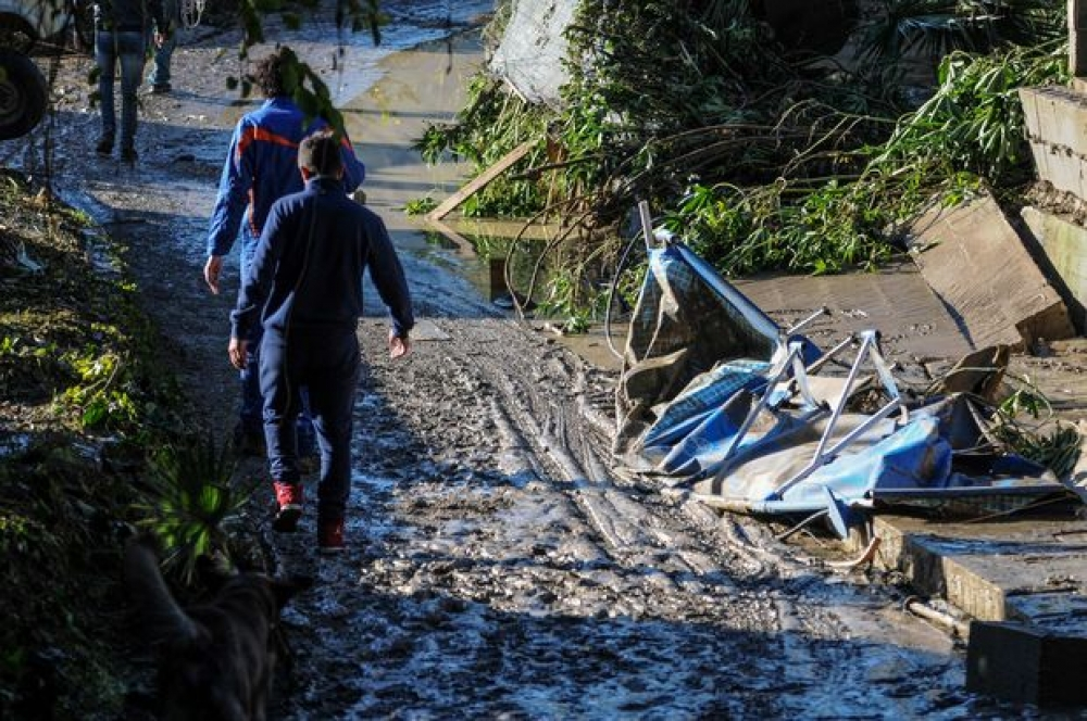Flooding from storm kills at least 12 people in sicily