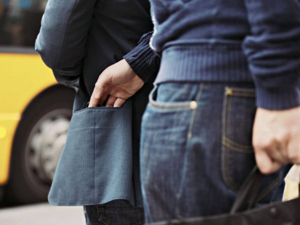 Four women charged with pickpocketing
