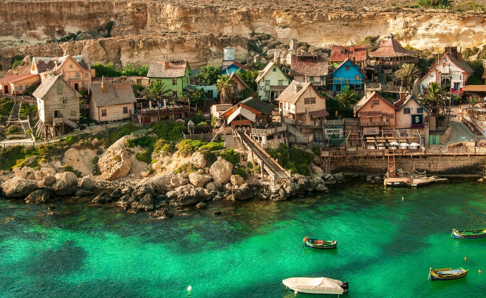 Medieval movies and mythological slots: Malta is inspiration for film and games