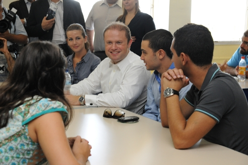 Muscat trusted more by under-35s, graduates prefer Busuttil