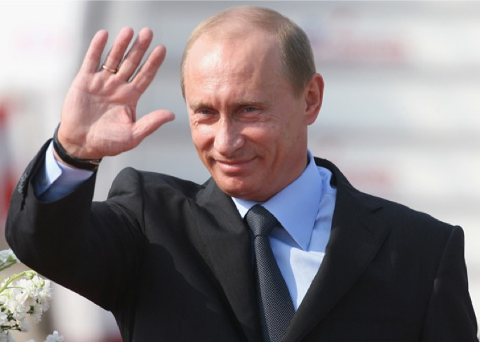 Vladimir Putin to be sworn in for fourth term as president of Russia