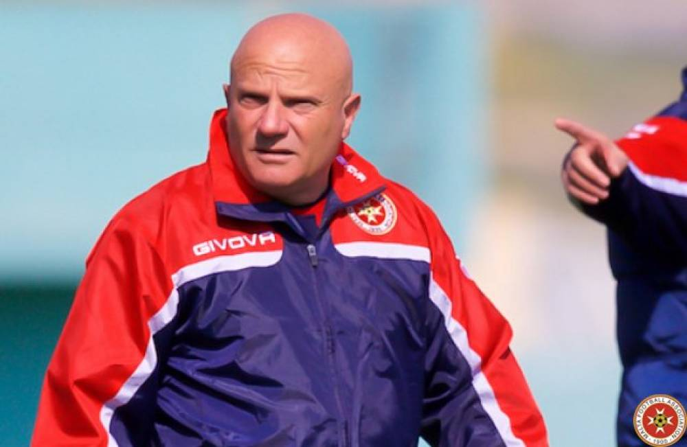 Ray 'Zazu' Farrugia named Malta coach after Saintfiet sacking