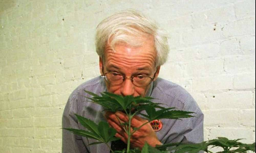 Dennis Peron, father of medical marijuana dies at 72