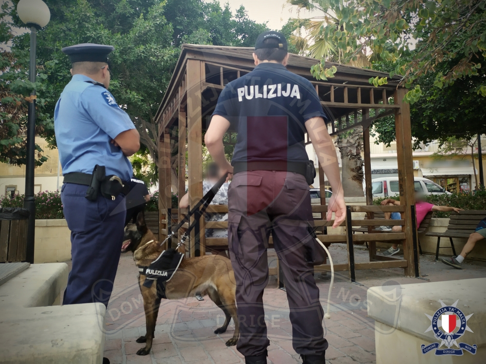 Police carry out inspections in Marsa