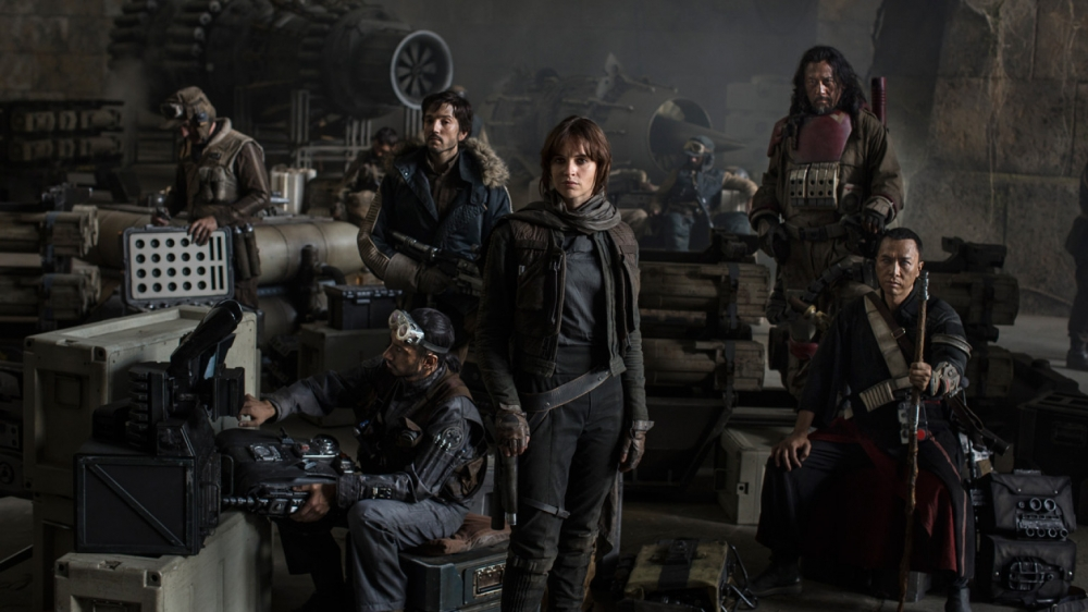 Film review | Rogue One: A rough diamond in a sea of garish orbs