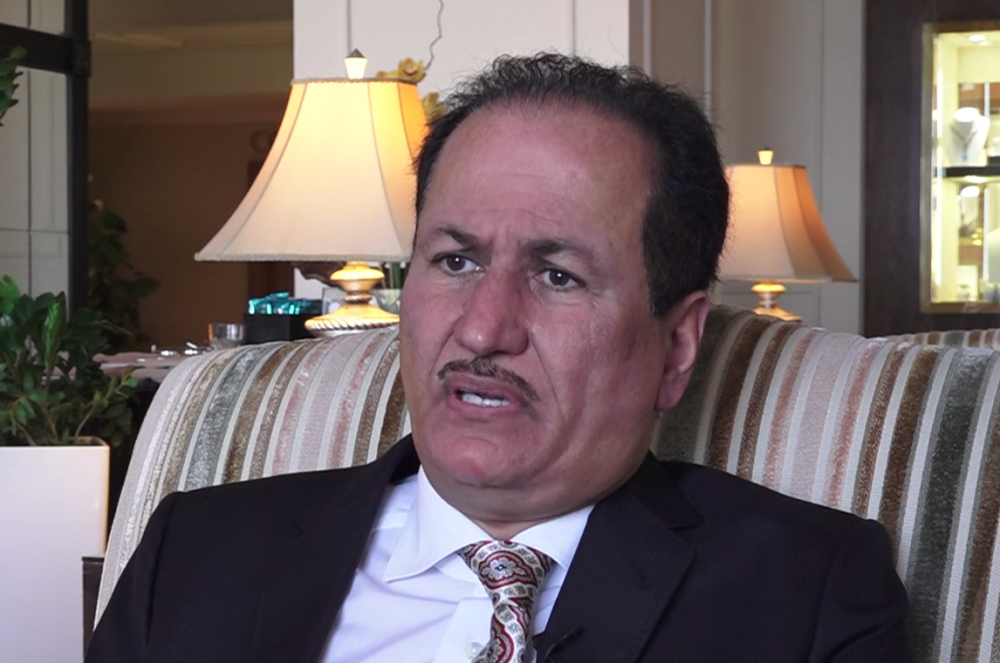 [WATCH] Dubai development mogul in Castille talks