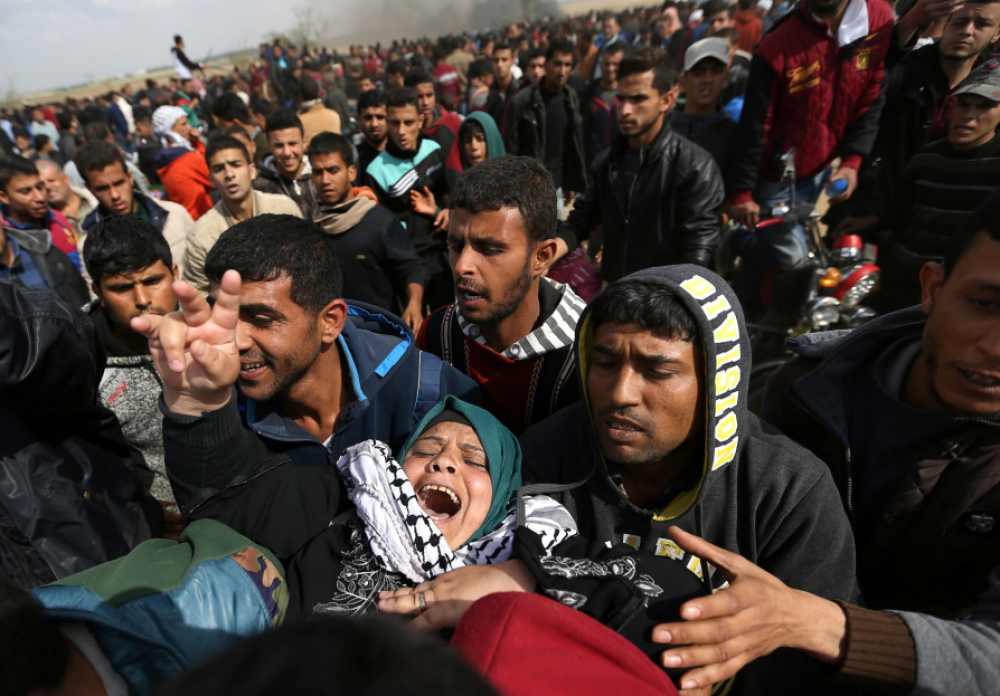 UN secretary general calls for an independent investigation into Gaza clashes