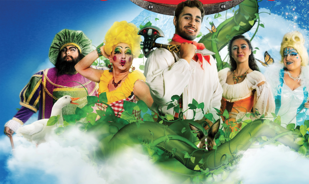 A fairytale told anew, MADC's  traditional Christmas panto