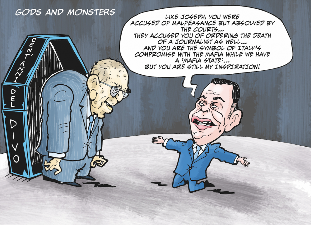 MaltaToday Cartoon: 10 March 2019