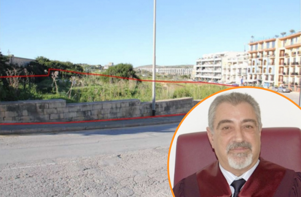 Former magistrate eyes Mellieha hotel inside ODZ