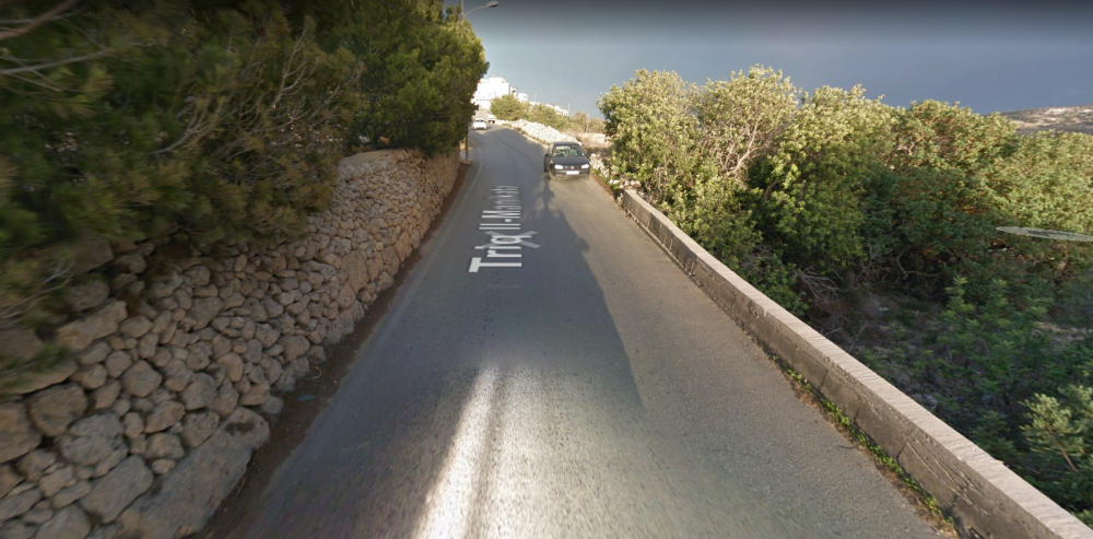Motorcyclist injured in Mellieha accident