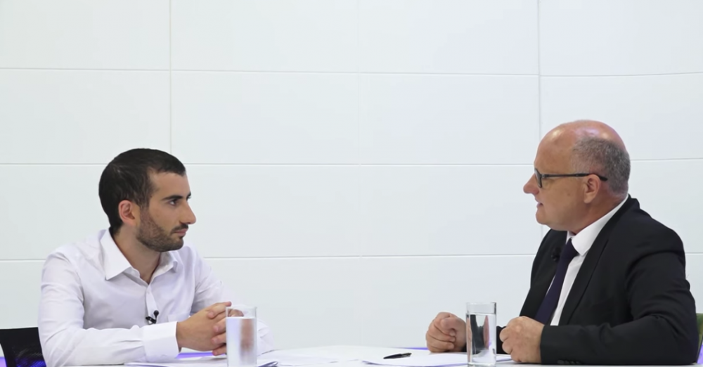 [WATCH] 'Many' could replace Adrian Delia and unite the PN - Mark Anthony Sammut