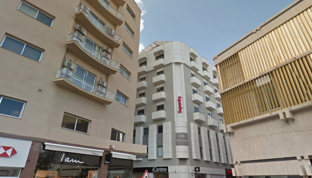 Offices in Sliema catch fire, people evacuated