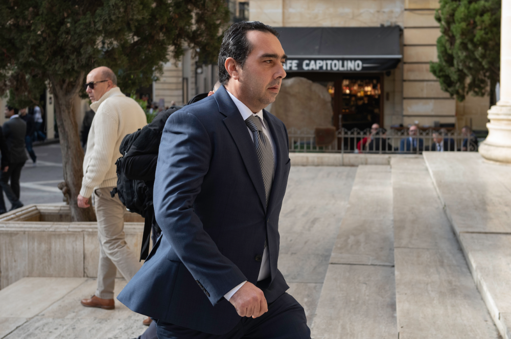 Melvin Theuma tells public inquiry: 'My life ended with Daphne Caruana Galizia's murder'