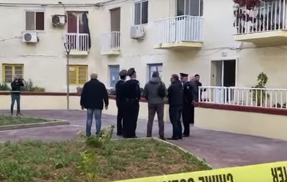 Santa Lucija murder: body found wrapped in bags in apartment bathroom