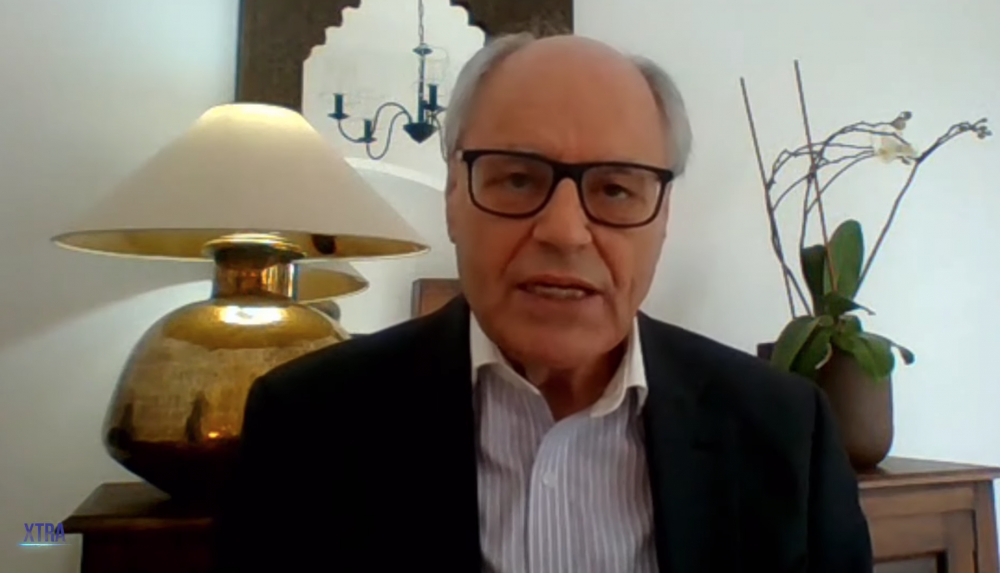 [WATCH] Edward Scicluna justifies government's cautious approach on aid package